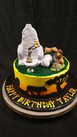Lion King Kids Birthday