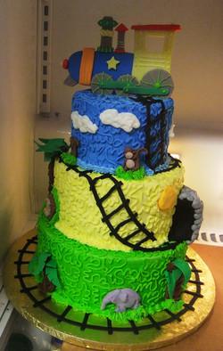 Train cake (1)