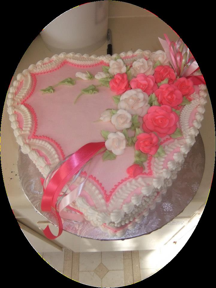 Valentine's Day, Pink
