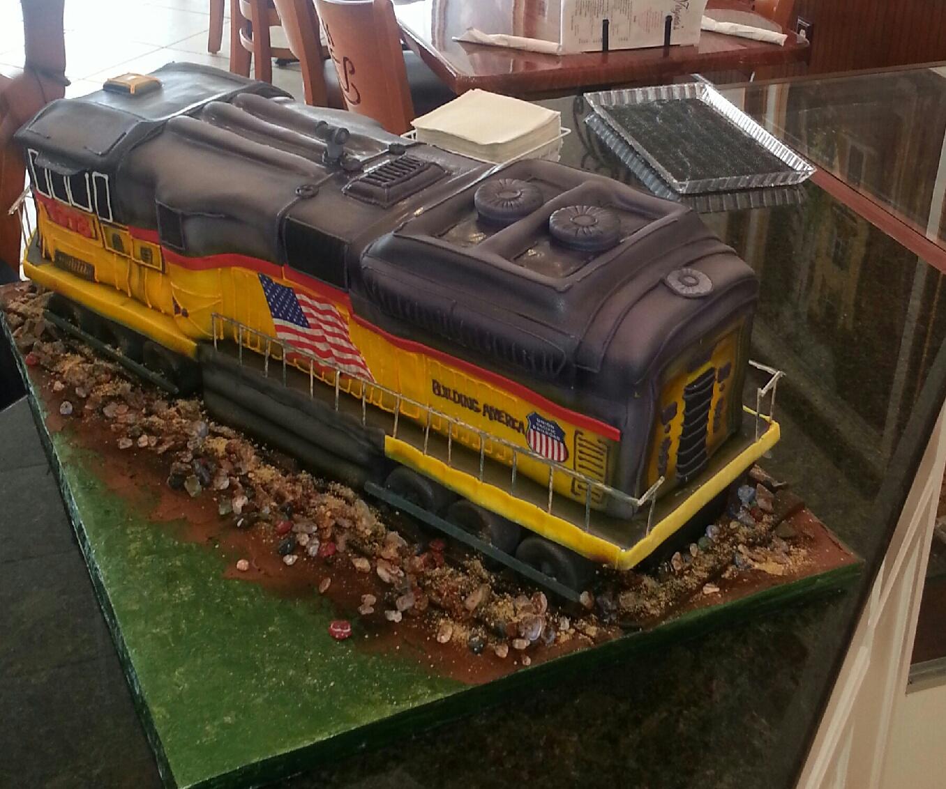 Retirement- Railroad
