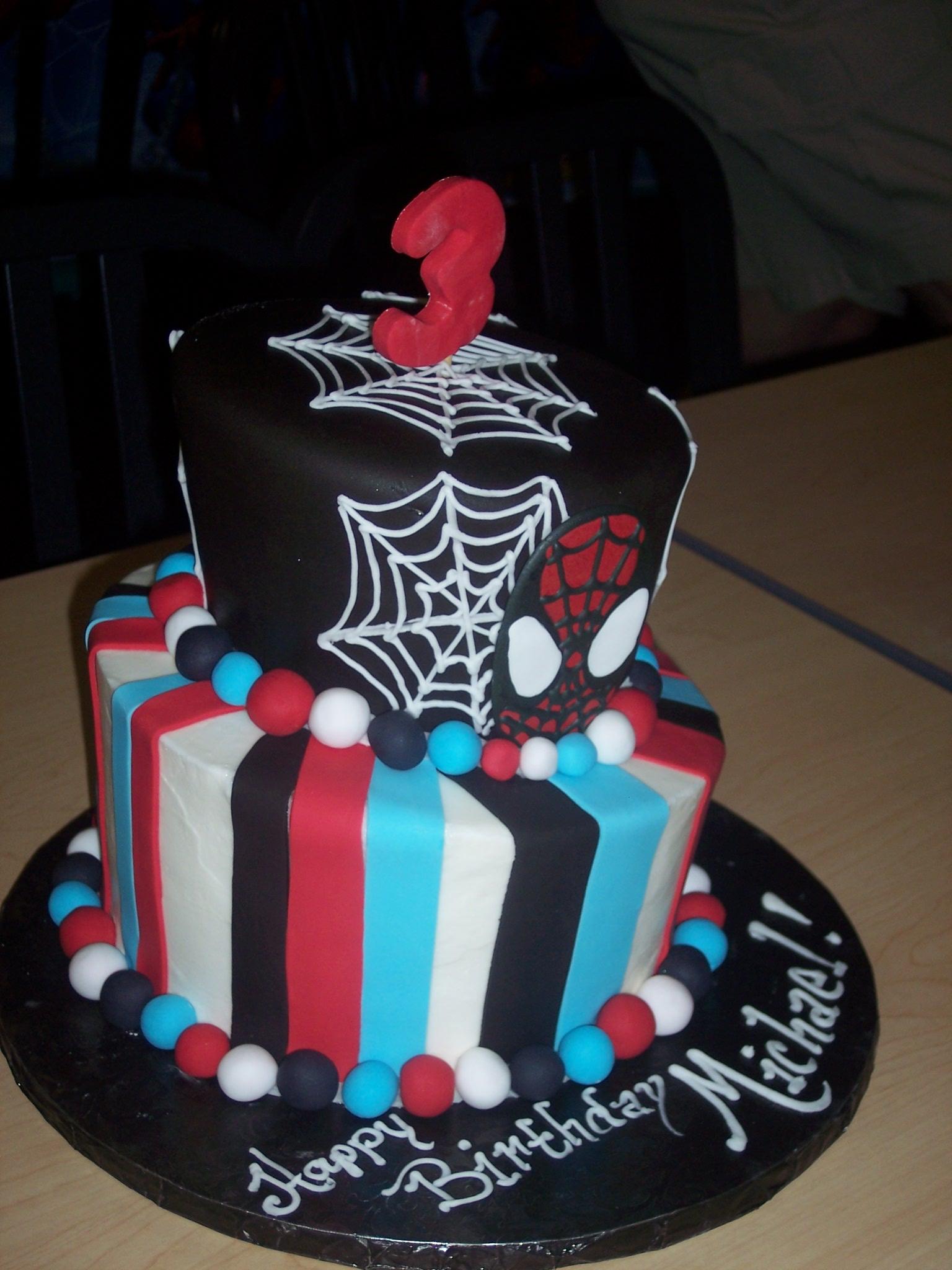 Super Hero Spiderman2 -