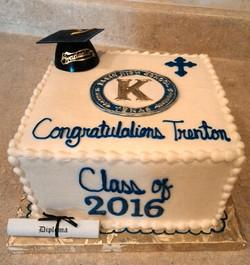 Klein Graduation Cake