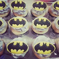 Cupcakes Batman Forever!