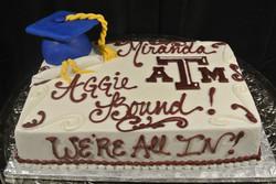Grad Aggie Bound