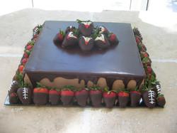 Ganache & Strawberries