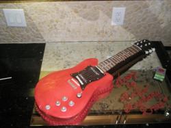 Guitar- Red Guitar