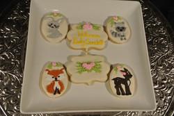 Cookies Woodlands Baby theme