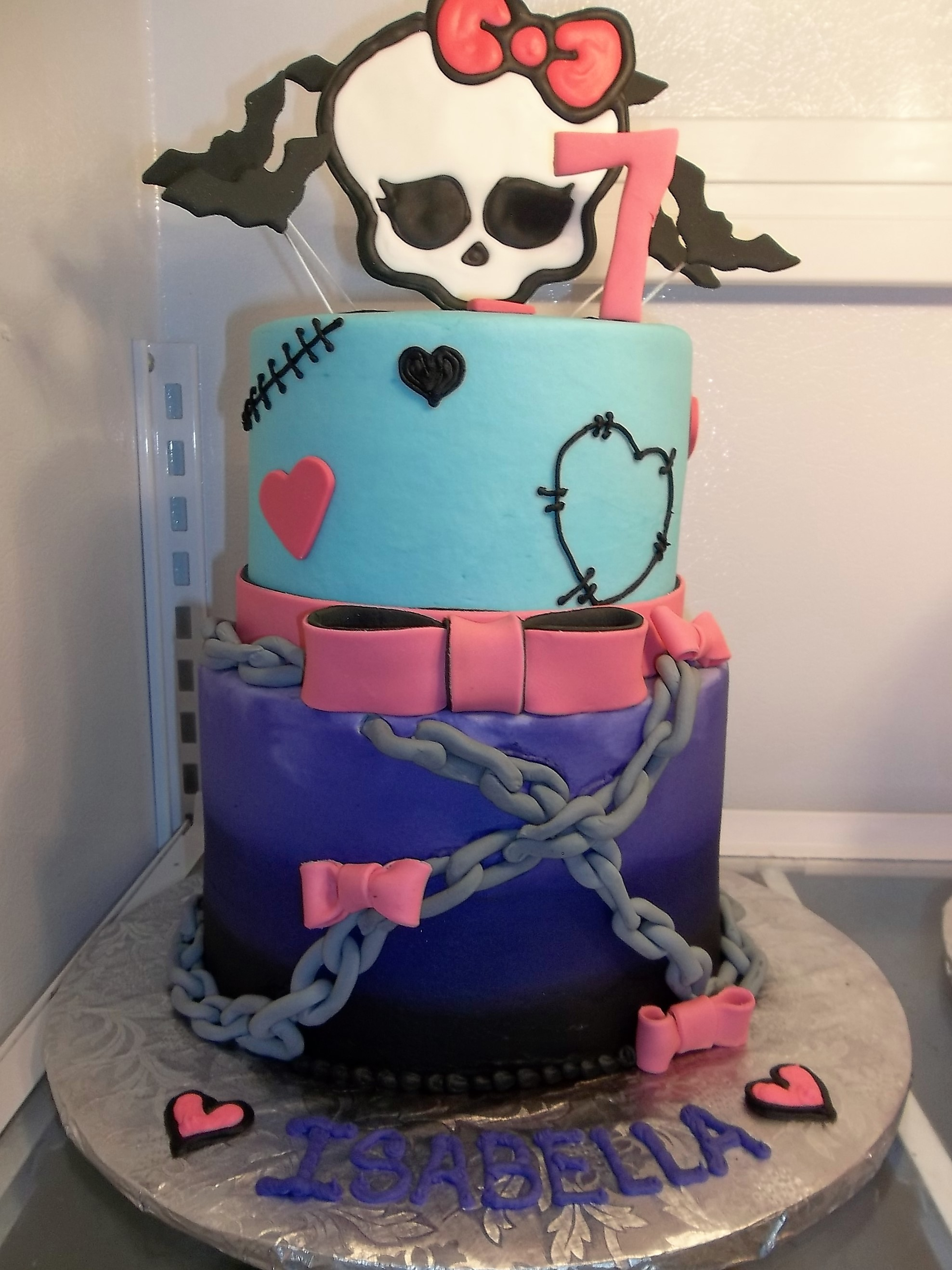 Monster High-Chains