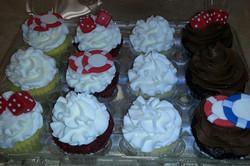 Cupcakes Casino Theme