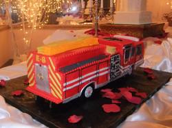 Firetruck -Red