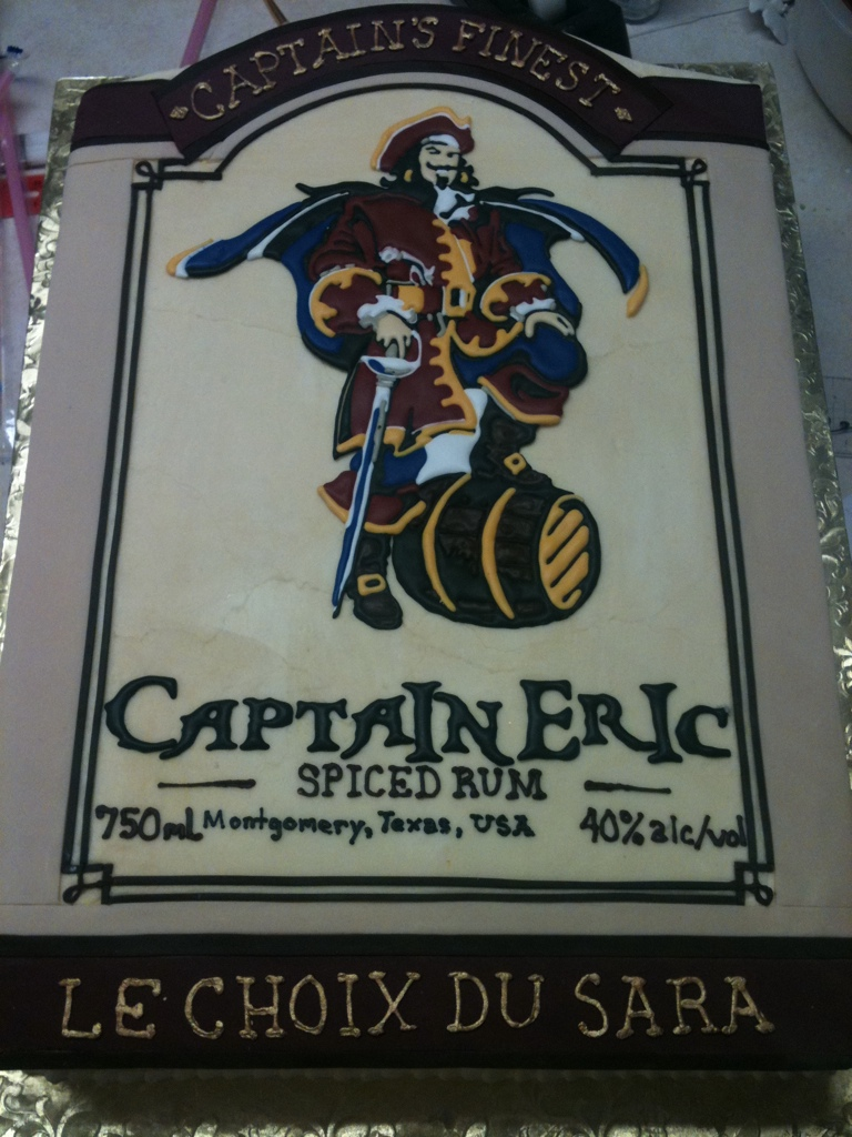 Captain Morgan theme