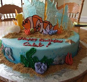 Virginias Cakes Childrens Birthday