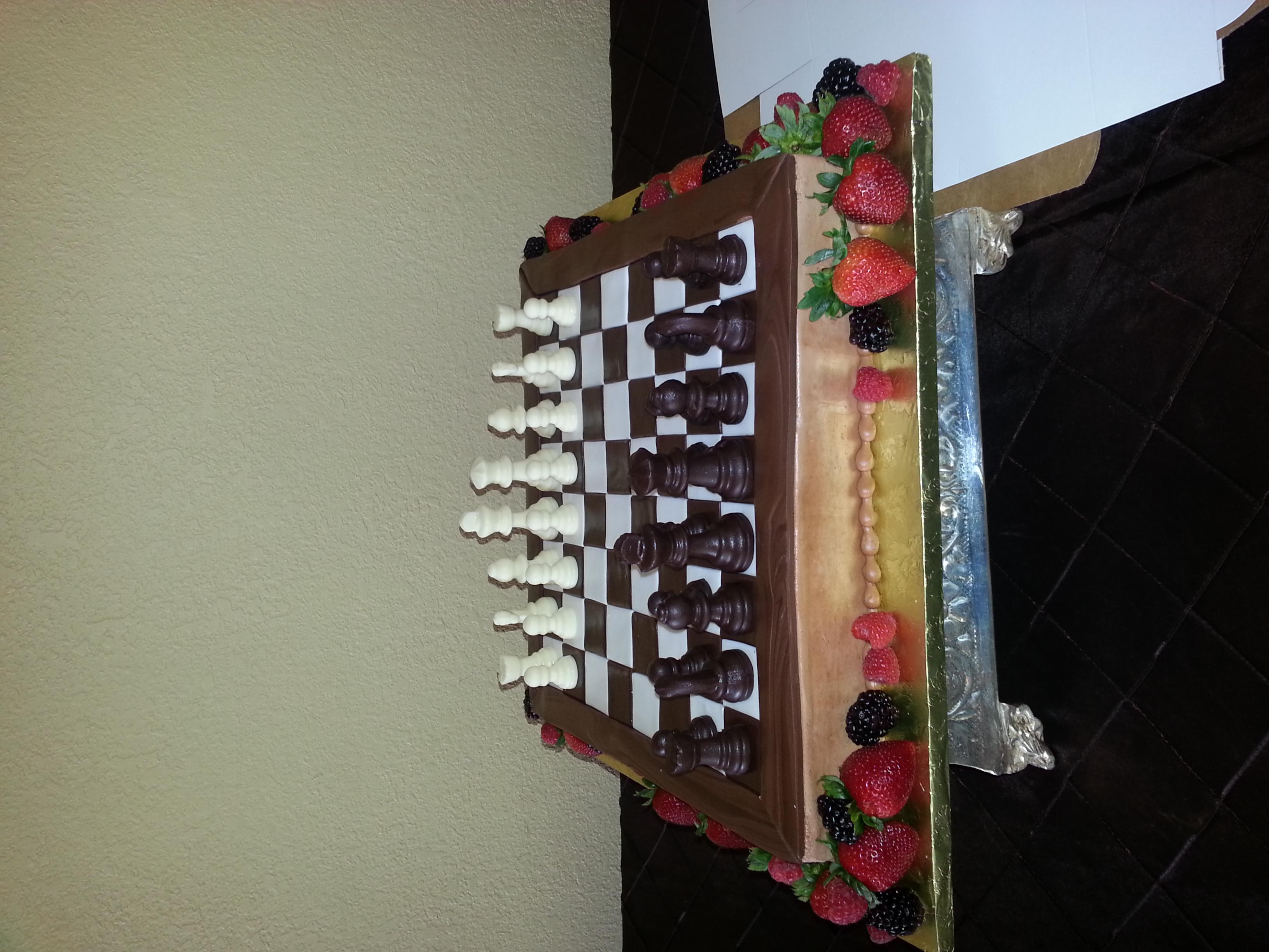 Chess Anyone ?