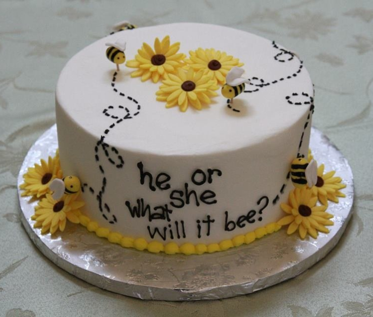 Gender Reveal, Bees