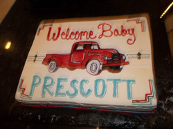 Baby Pick up Truck