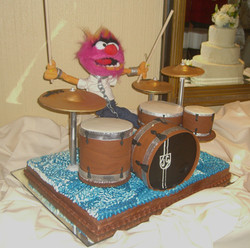 Animal!!  on the Drums