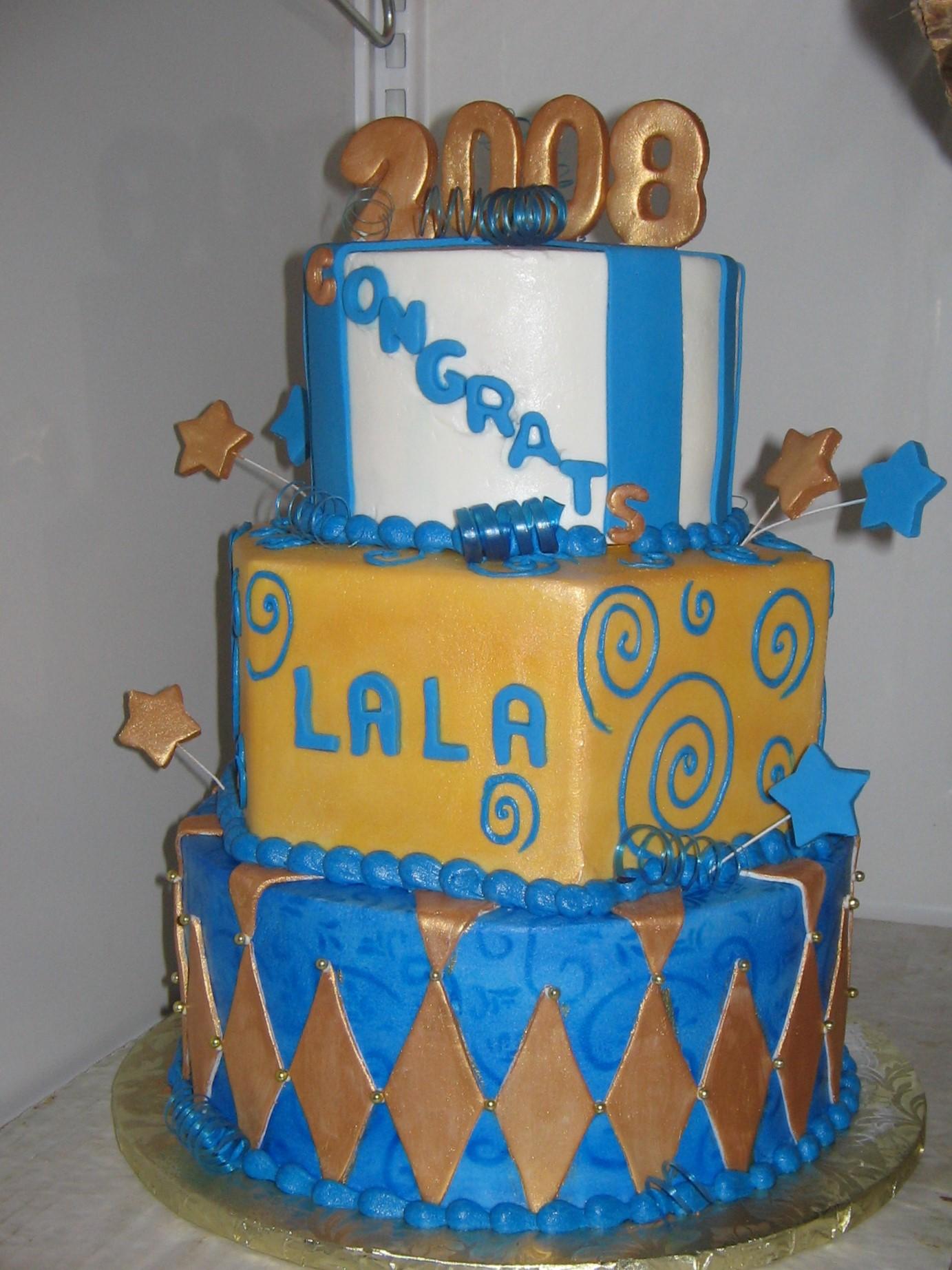Klein High Grad Cake