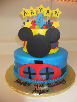 Mickey Mouse theme 1