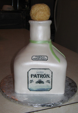 Patron Bottle