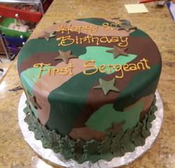Birthday- Military