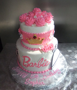 Barbie Theme