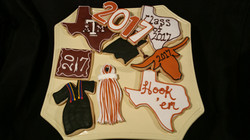 Grad Cookies