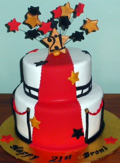 hollywood-party-cake