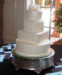 4 wedding designs