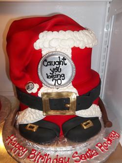 Santa's Birthday