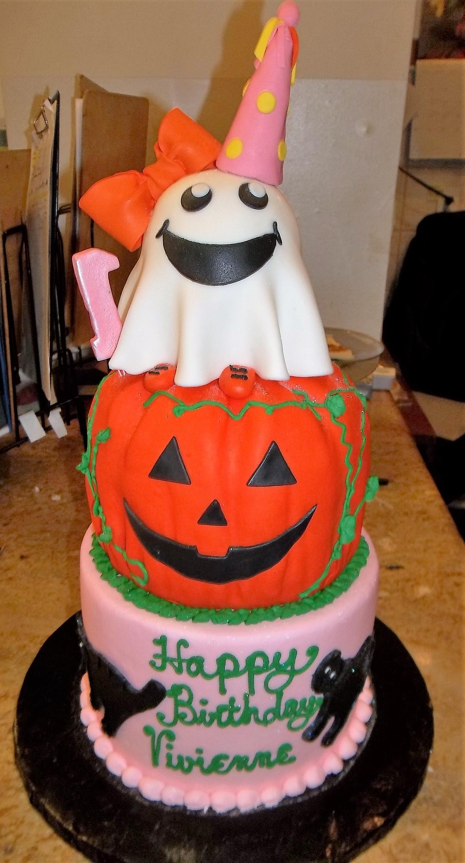 Spooky Birthday