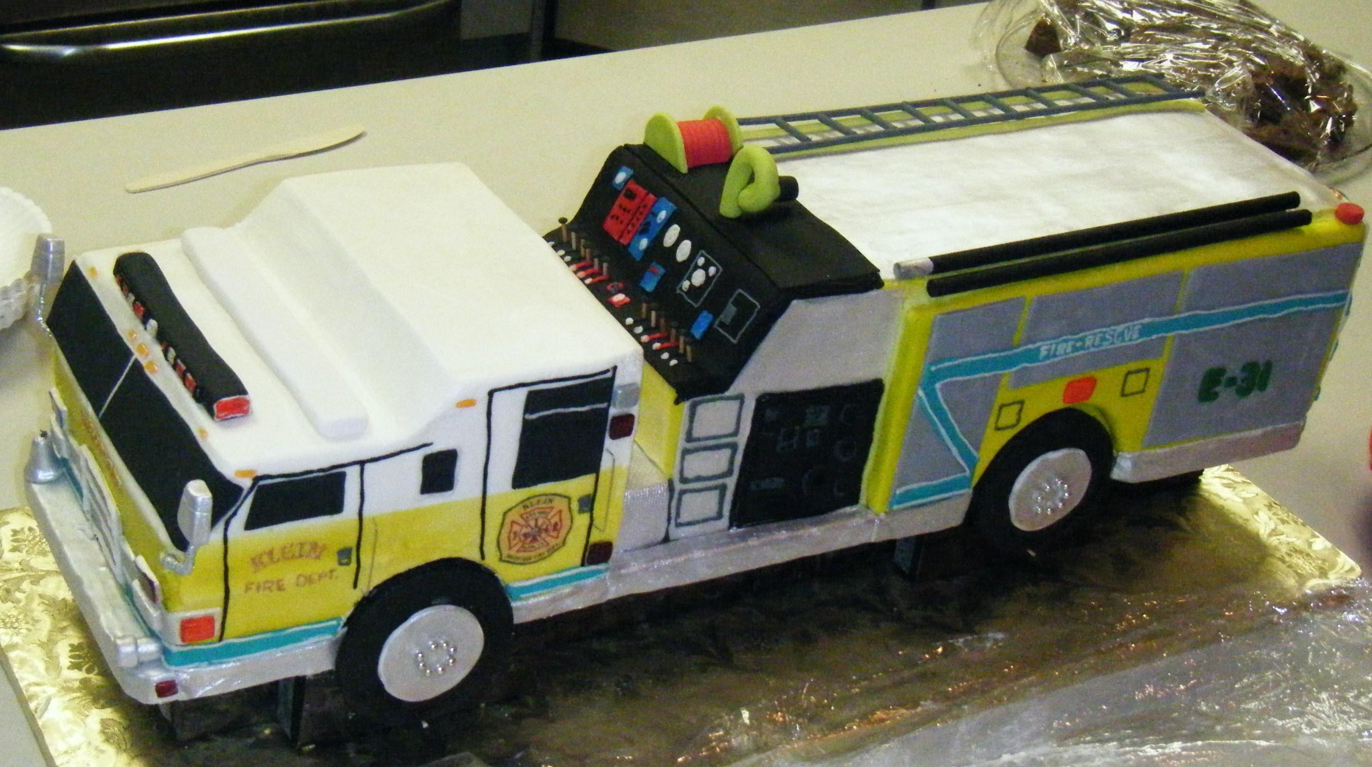 Firetruck -Klein