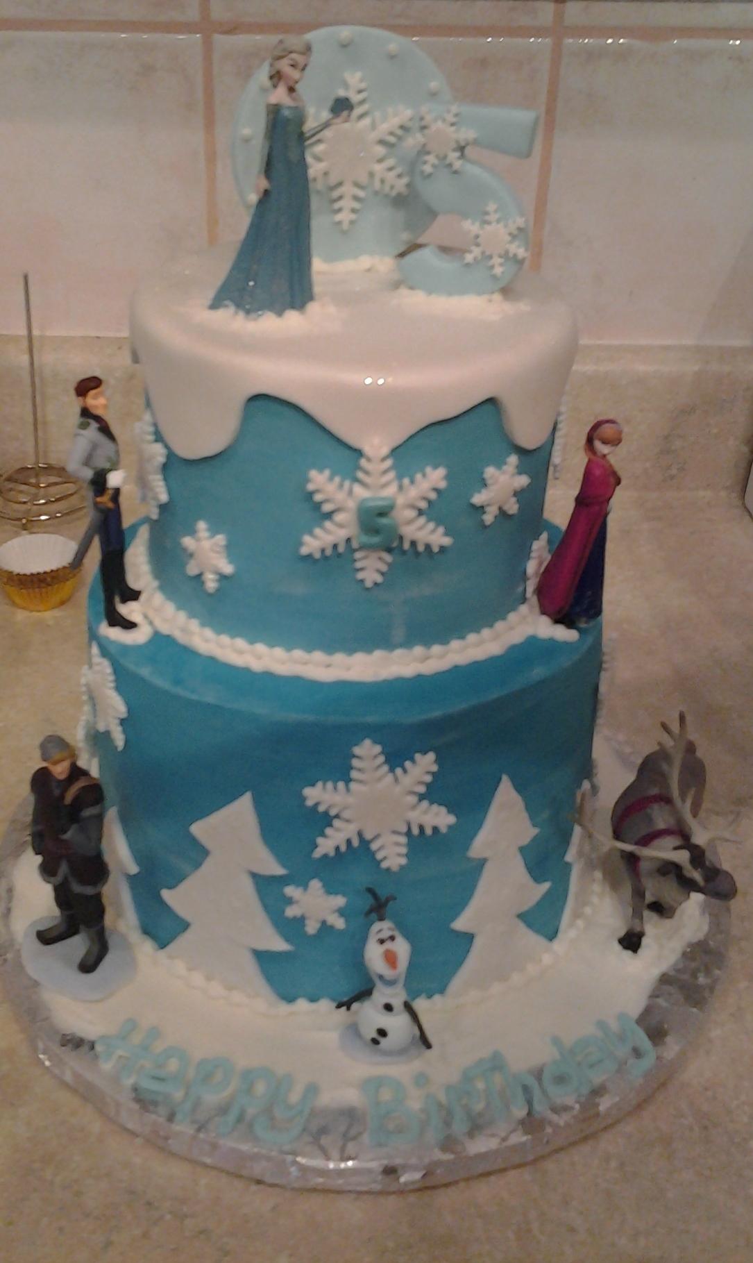 Frozen 2 tier