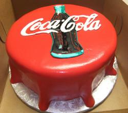 Coca Cola Cake