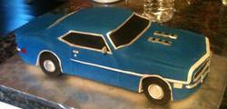 Sculpted Car