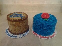 Mini birthdays