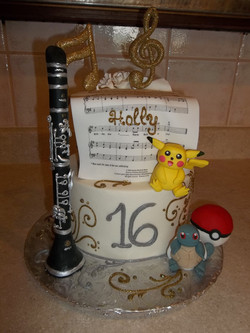 Pokemon and Music