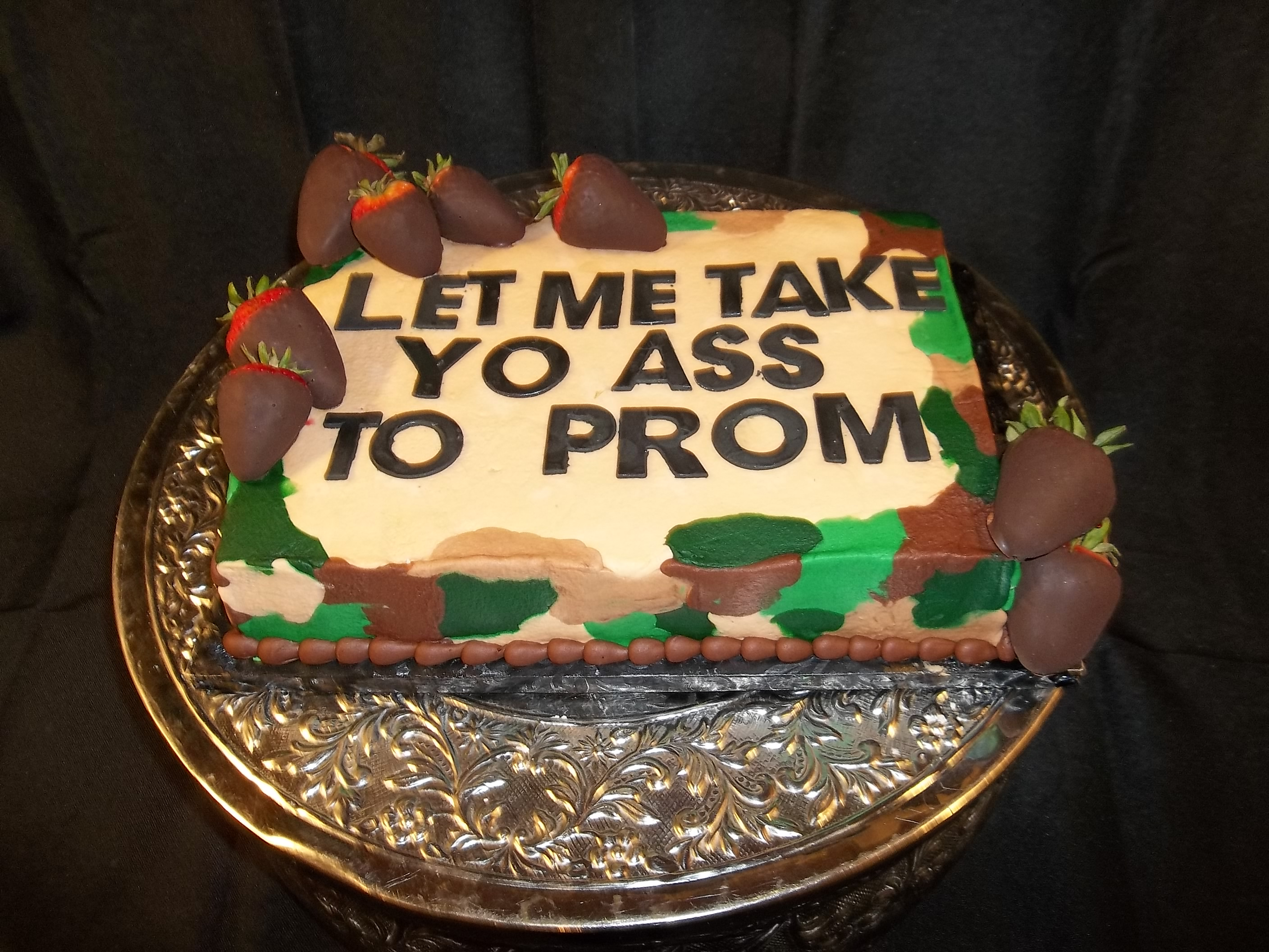 Prom Invite- RedNeck Way