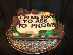 Prom Invite- RedNeck Way