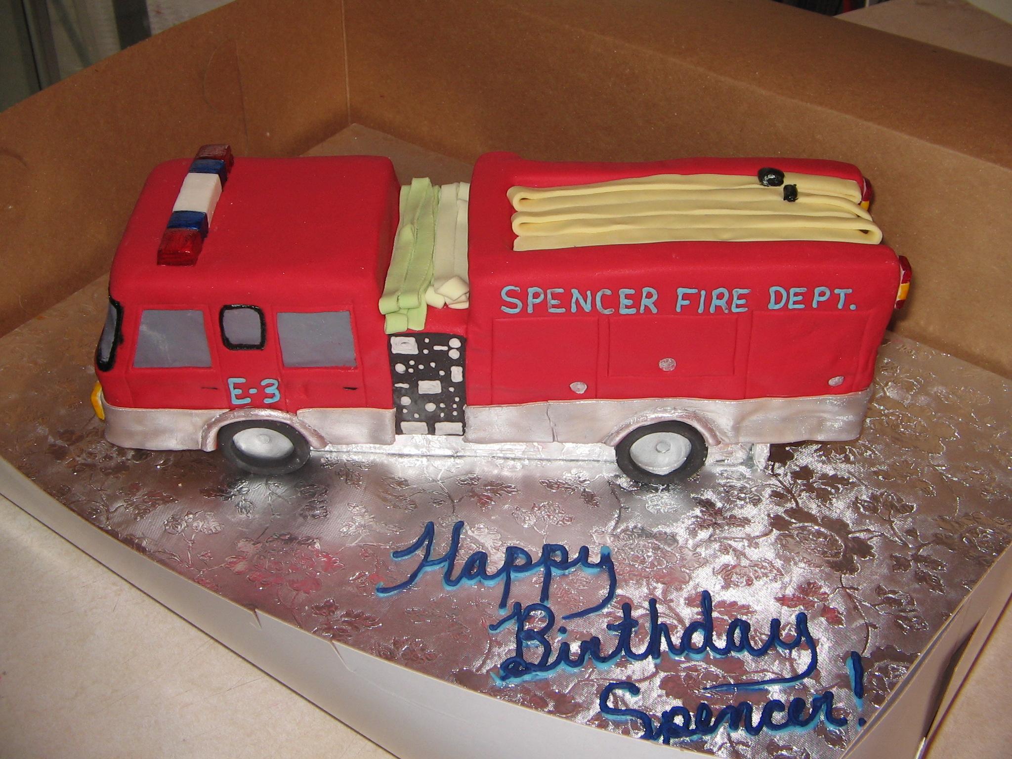 Fire Truck-Child