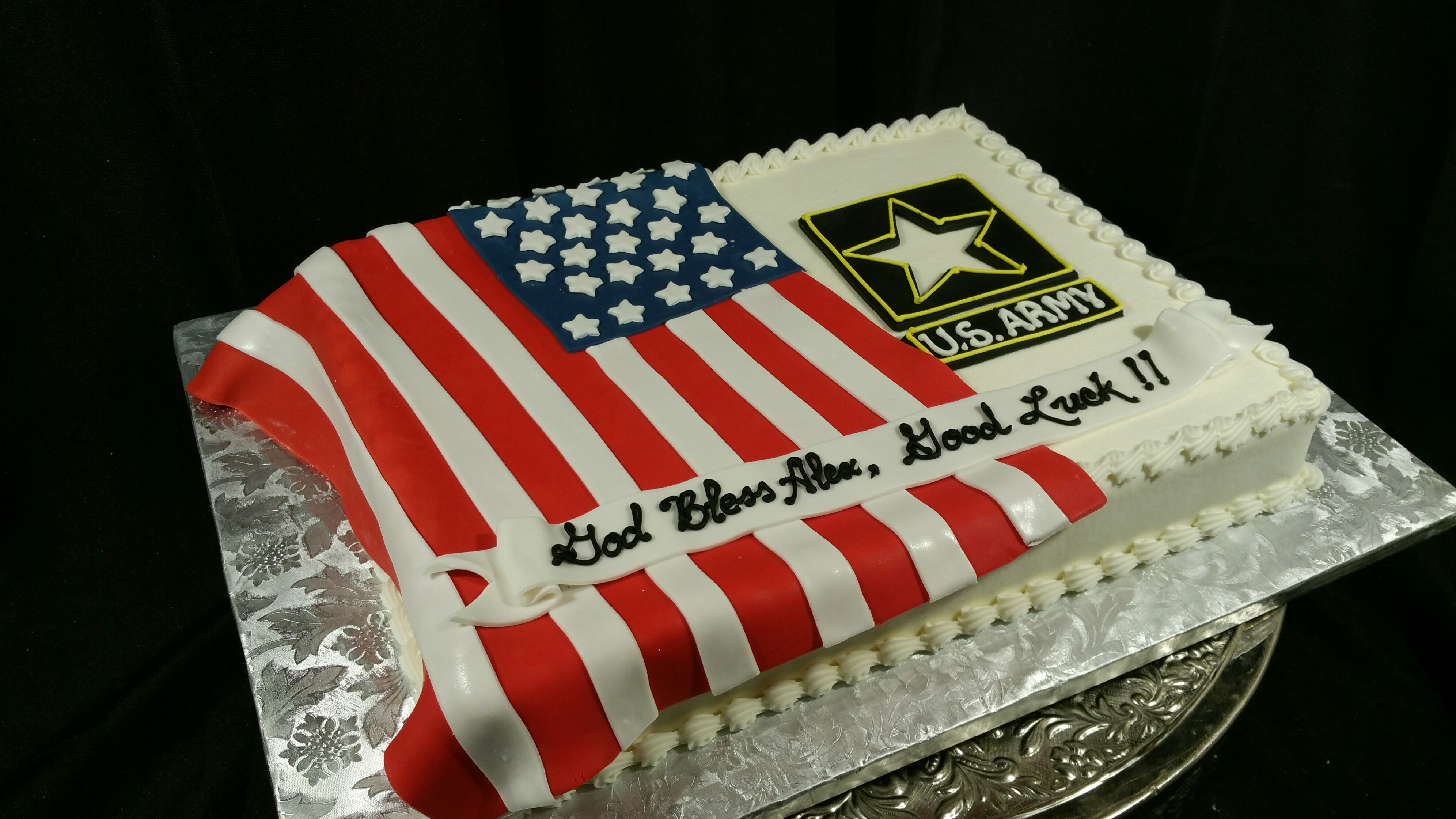 Graduation to Military