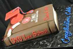 Law Book Graduation