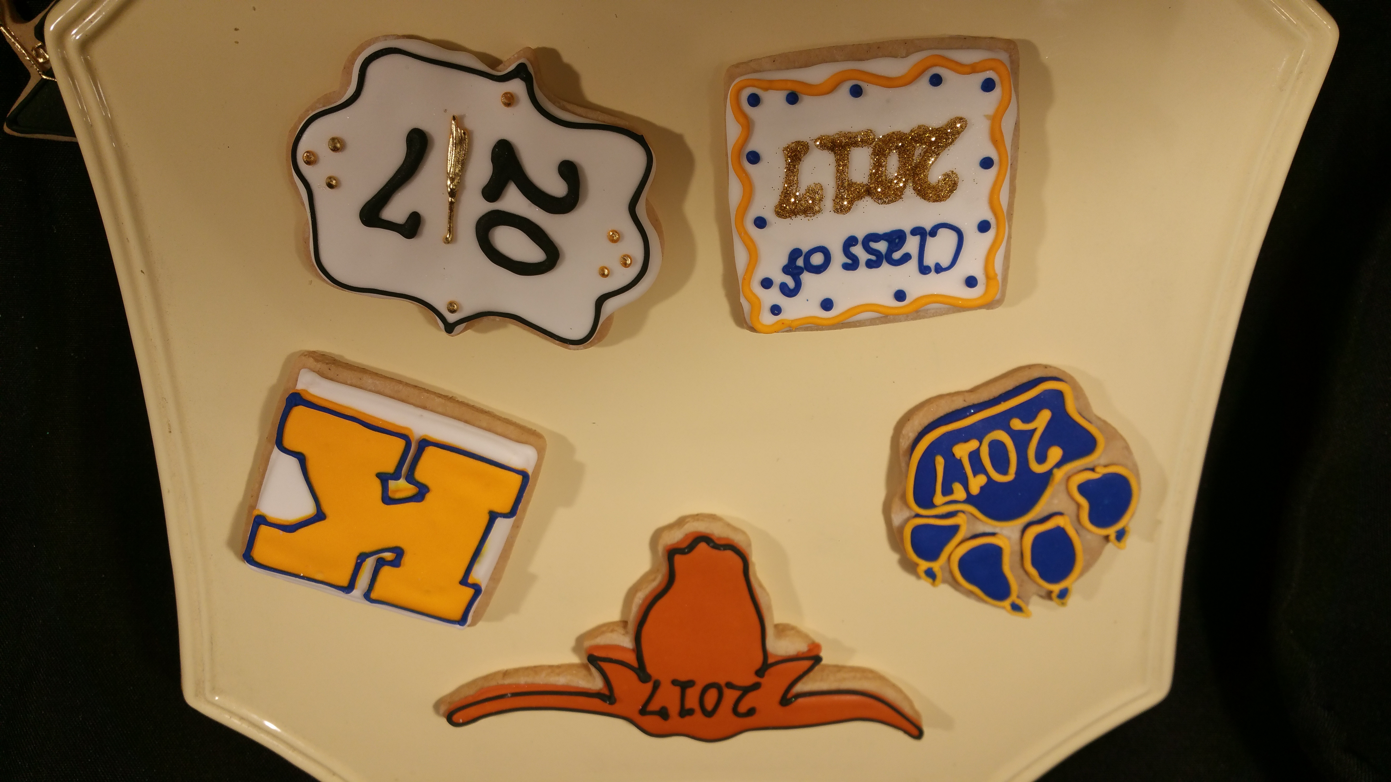 Grad Cookies Mix
