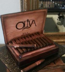 Cigar box, Oliva