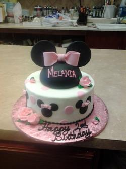 Minnie 1 tier