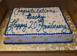 20th Anniversary, Work