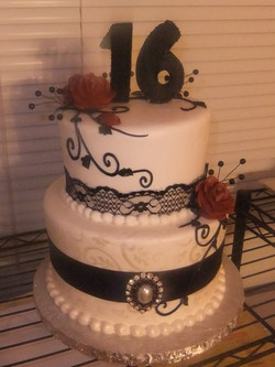 16th bday- Sweet 16