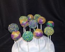 Cosmos Cake Pops
