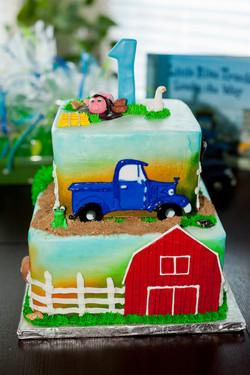 Little Blue truck 1