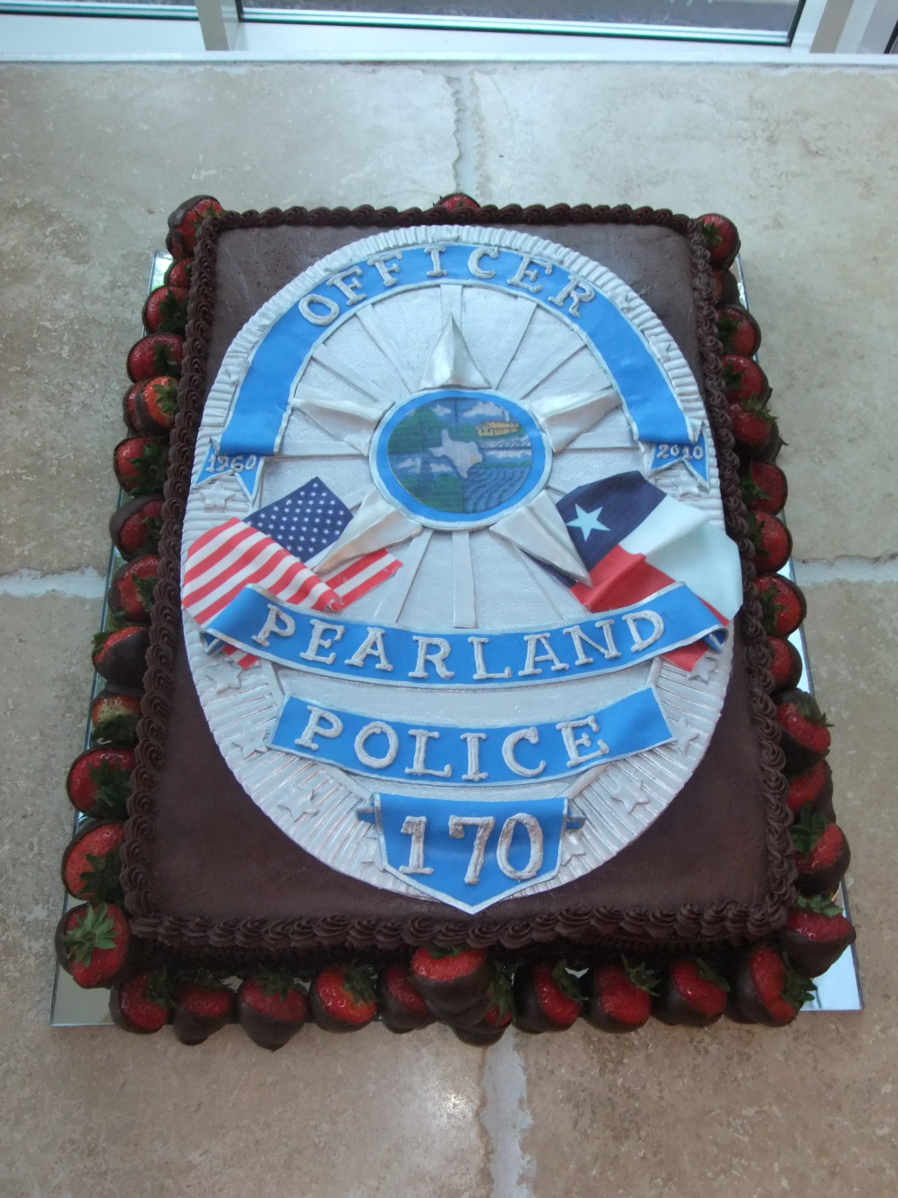 Policeman's Sheild