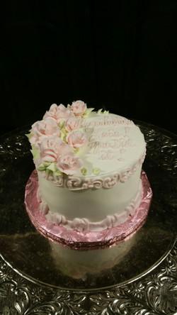 Graduation Cake 6 inch